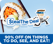 Save up to 90% on things to do, see, and eat!