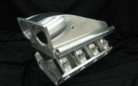 Fabricated Sheet Metal Intake Manifold by Marcella