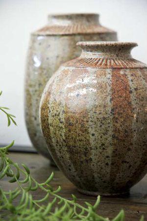 Platform York vases